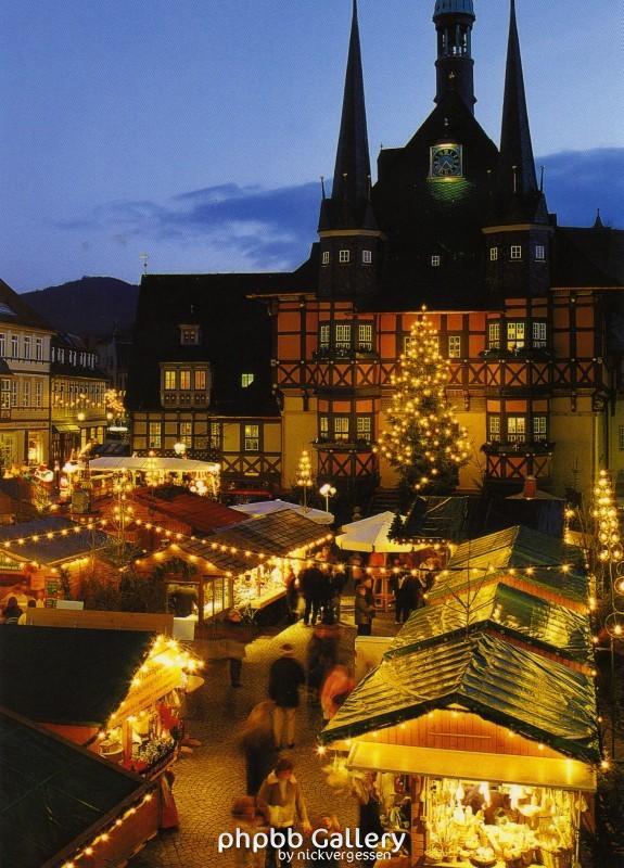 Wernigerode Weihnachtsmarkt.Forum Deutsche Einheit View Image Weihnachtsmarkt Wernigerode